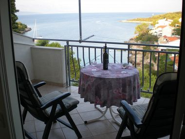 Apartments Boris A3(2+1) Cove Basina (Jelsa) - Island Hvar  - Croatia