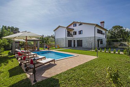 Holiday home Villa with pool H(8+2) Nedescina - Istria  - Croatia