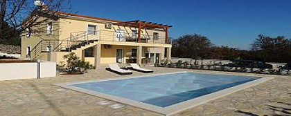 Holiday home H(13) Krk - Island Krk  - Croatia