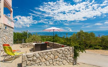 Apartments Brusic A1(2) Vrbnik - Island Krk