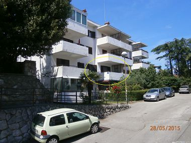 Apartments A1(2+2) Lovran - Kvarner
