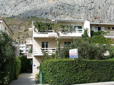 Apartments and rooms A1(4+2), A2(2+2), A3(6+2) Duce - Riviera Omis