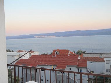Apartments A1(8) Stanici - Riviera Omis