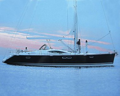 Sailing Boat Jeanneau Sun Odyssey 54 Ds Code Ncp43 Sibenik