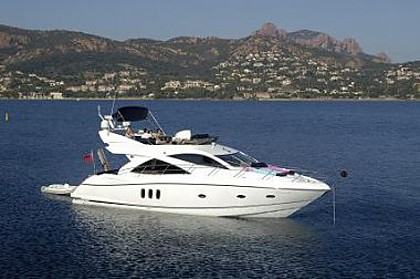 Yacht - Sunseeker Manhattan 50 (code:CRY 15) - Split - Riviera Split  - Croatia