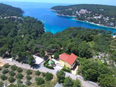 Holiday home Denis - 100 m from beach: H(11) Cove Osibova (Milna) - Island Brac  - Croatia