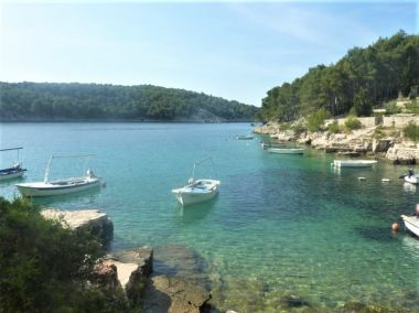 Holiday home Villa Dean - 80m from the beach: H(4) Cove Osibova (Milna) - Island Brac  - Croatia