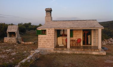 Holiday home Fani H(2) Splitska - Island Brac  - Croatia