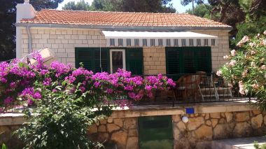 Holiday home Villa Dragan H(4) Splitska - Island Brac  - Croatia