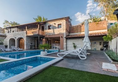 Holiday home Leonarda - luxury stone house: H(6) Tribalj - Riviera Crikvenica  - Croatia