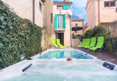Holiday home Jacuzzi House H(4+4) Gracisce - Istria  - Croatia