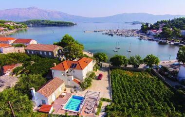 Holiday home Villa Barakokula - 3m from the sea H (8+2) Lumbarda - Island Korcula  - Croatia