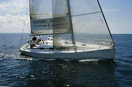 Sailing boat - Bavaria 35 Match (code:CRY 253) - Split - Riviera Split  - Croatia