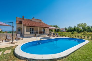 Holiday home Oasis Village Villa - with pool : H(6+2) Privlaka - Zadar riviera  - Croatia